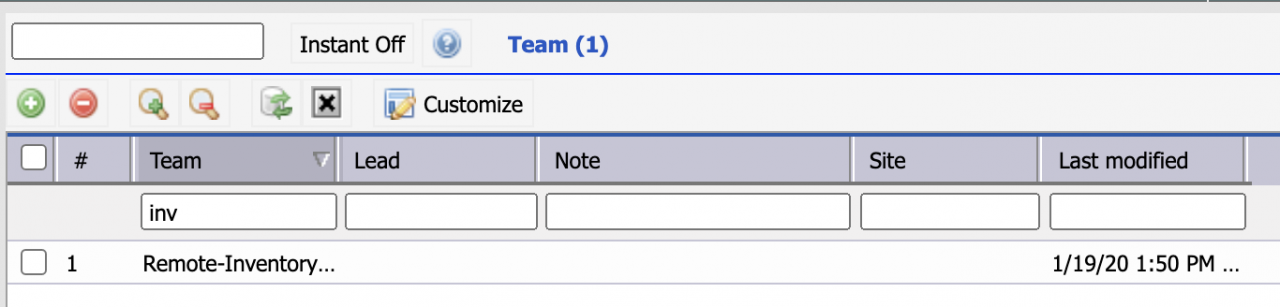 How to Manage Contractors by Teams in Calem
